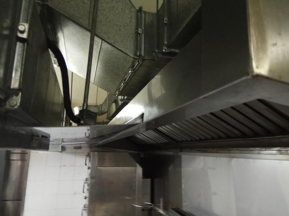 Flash & Ventilation System Engineering